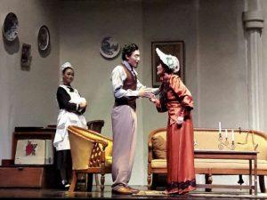 Hedda Gabler -Teater SAC