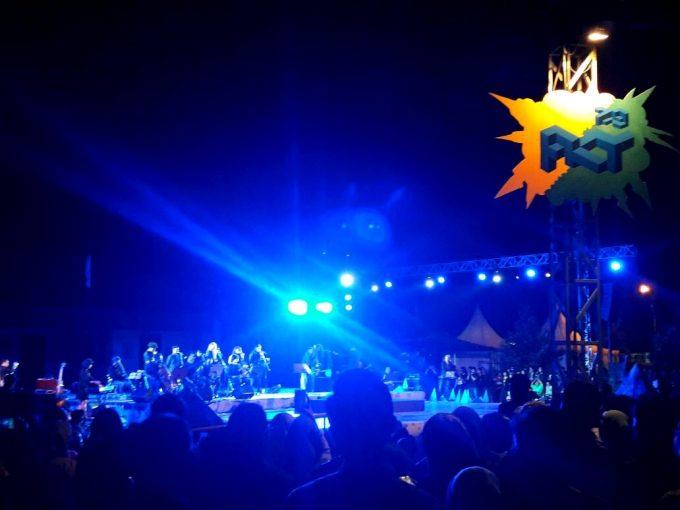 Panggung Makbyarr FKY-29 --Gaung Jagat Ensemble