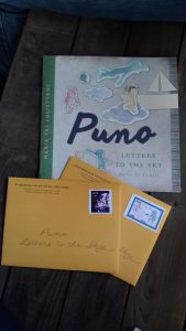 Puno; Letters to the Sky